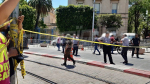 Tunis : Attentat terroriste à la rue Charles de Gaule