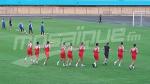 المنتخب يجري حصته التدريبية الأولى قبل مواجهة السنغال