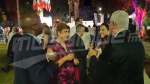 Des personnalités nationales assistent à la fête du 14 juillet