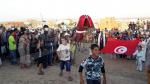 Bir Lahfay: la direction du festival se charge de la célébration du mariage d'un handicapé
