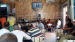 التونسيون يتابعون موكب تأبين الرئيس الراحل في مختلف جهات الجمهورية