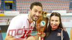 CAN- Volley-ball : La sélection nationale conserve son titre