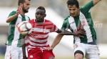 الرابطة الاولى :نادي حمام الأنف (0 – 1 ) النادي الإفريقي
