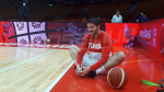 صور ما قبل مباراة تونس وإيران في كأس العالم لكرة السلة