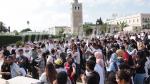 Licence appliquée : Les diplômés de l'Éducation et de l'enseignement protestent à la place de la Kasba