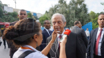 الانتخابات الرئاسية: محمد الناصر يدلي بصوته