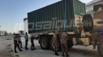 الجيش يشرف على نقل المواد الإنتخابية