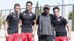 منتخب الشبان (1 - 1) شبيبة العمران