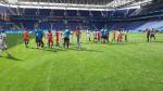 L'ambiance du dernier jour de Danone Nations Cup