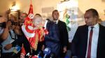 Kaïs Saïed exprime sa joie après l'annonce des résultats approximatifs