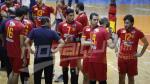 الكرة الطائرة : الترجي الرياضي (3-1) النادي الصفاقسي
