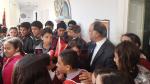 Collège pilote lac 2: Une minute de silence observée en hommage au peuple palestinien