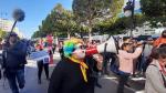 العاصمة: مسيرة للتنديد بالعنف المسلط على المرأة