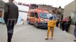 مستشفى شارل نيكول يستقبل ضحايا حادث إنقلاب الحافلة