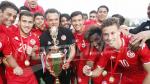 UNAF U20 - La Tunisie remporte le tournoi