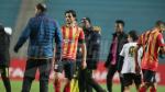 La rencontre EST ( 0 - 0 ) Vita Club