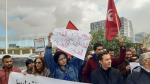 وقفة احتجاجية أمام سفارة تركيا بالعاصمة