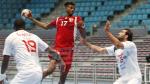 Hand: Tunisie (39 - 23) Congo en amical
