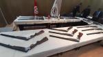 Remada : Saisie de fusils de chasse de fabrication turque