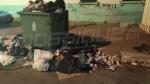 القمامة تتكدس في شوارع العاصمة