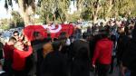 Des centaines de citoyens aux funérailles de Lina Ben Mhenni