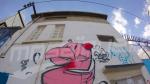 DjDj Street Art Festival: des fresques embellissent les murs de Jbal Jloud