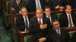 Séance plénière du vote de confiance du gouvernement d'Elyes Fakhfekh