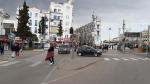 شوارع العاصمة في اليوم الثاني من الحجر الصحي الشامل