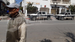 Hammamet: Fermeture des commerces et dispersion des rassemblements par la police