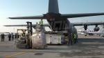 على متن طائرة عسكرية: وصول شحنة المستلزمات الطبيّة الى تونس