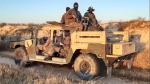 رفع درجة اليقظة على طول الشريط الحدودي التونسي الليبي