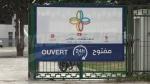 Un hôpital de campagne mis en place à la cité olympique