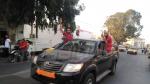 Les jeunes de Tataouine se dirigent vers Al Kamour