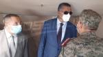 Le ministre de la Défense inspecte le laboratoire de microbiologie de Gabés