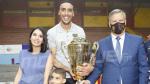 كرة الطائرة: الترجي الرياضي التونسي يفوز بالبطولة