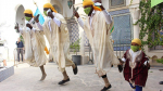 Fête à Sidi Mahrez à l'occasion de la fête du Mouled