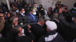 Les funérailles du médecin Badreddine Aloui