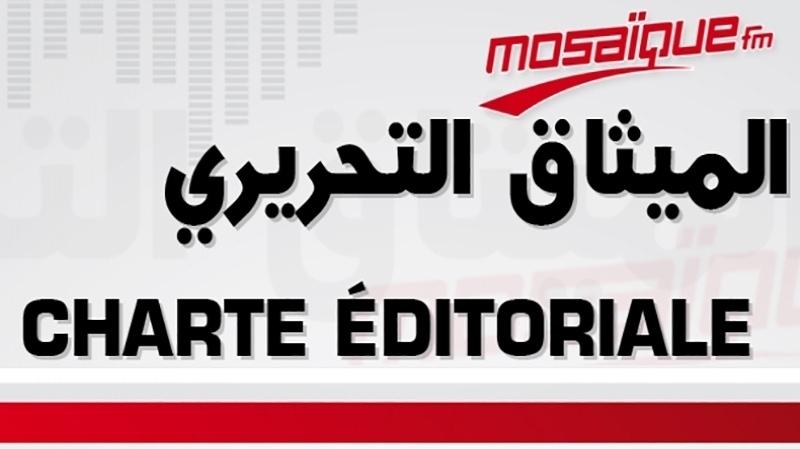 Charte Editoriale Mosaique FM