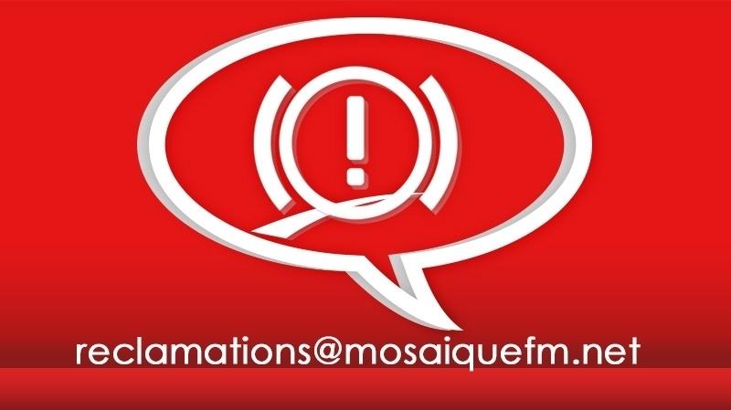 mosaique fm - reclamations